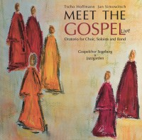 Meet the Gospel - Live (CD-Cover)